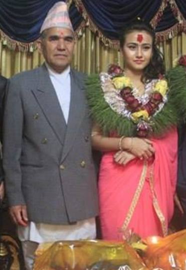 father of swastima khadka