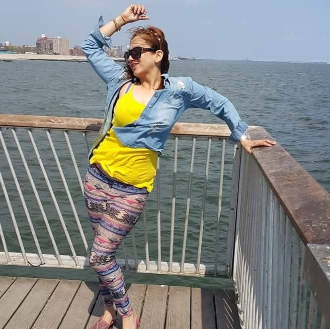 usha-poudel-hot-pose-in-usa