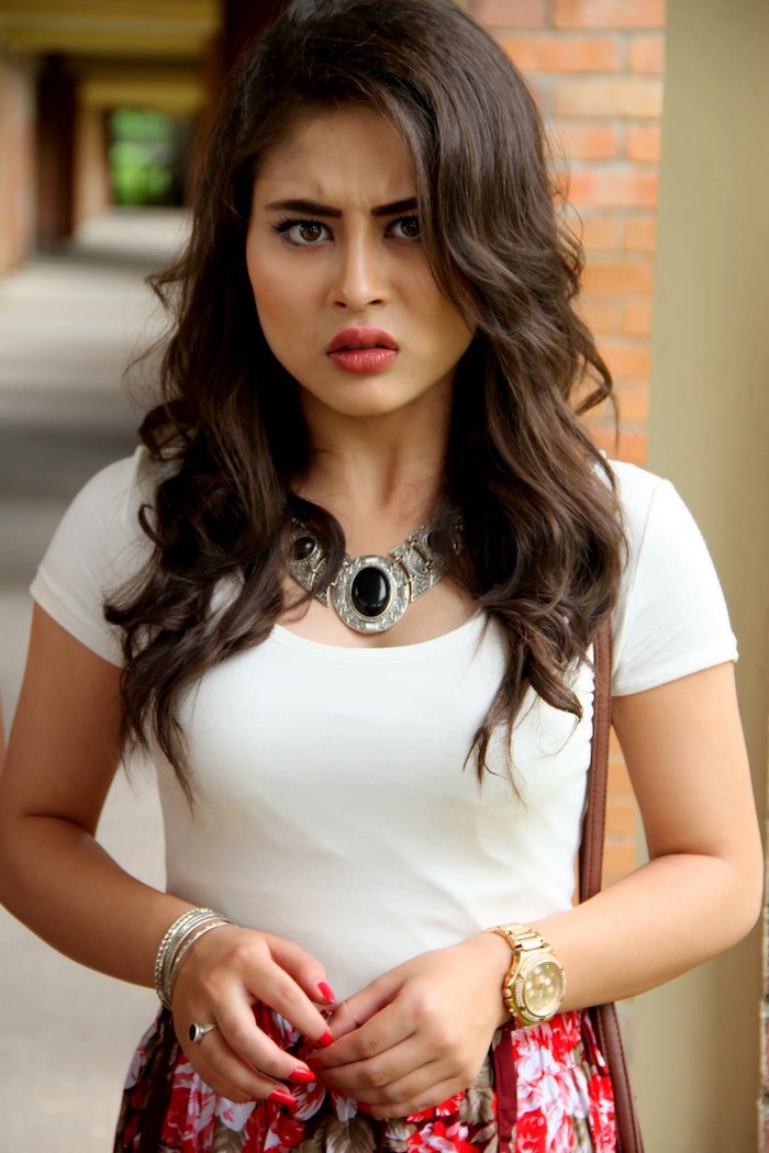 Sahara Karki Nepali actress model